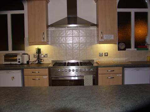 Kitchen from hatch